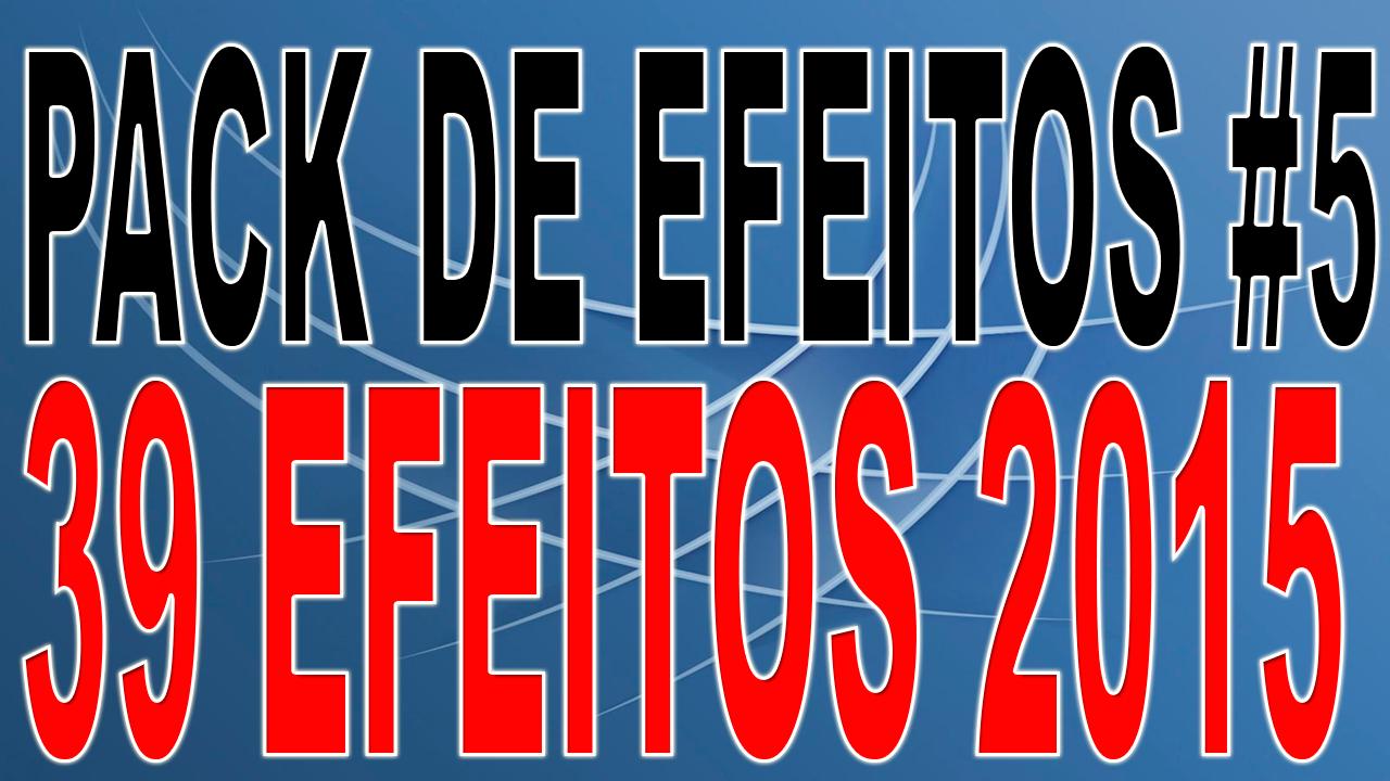 PACK DE EFEITOS #5