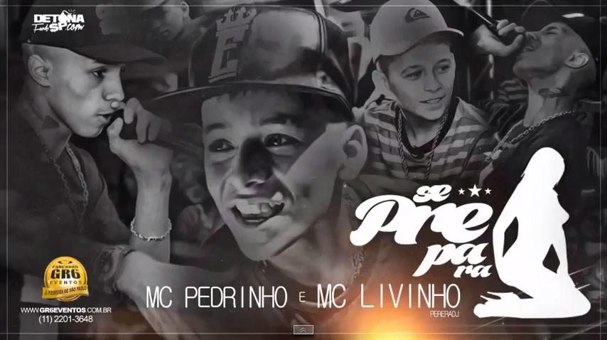 10 VERSÕES DO PONTO – MC PEDRINHO & MC LIVINHO – SE PREPARA