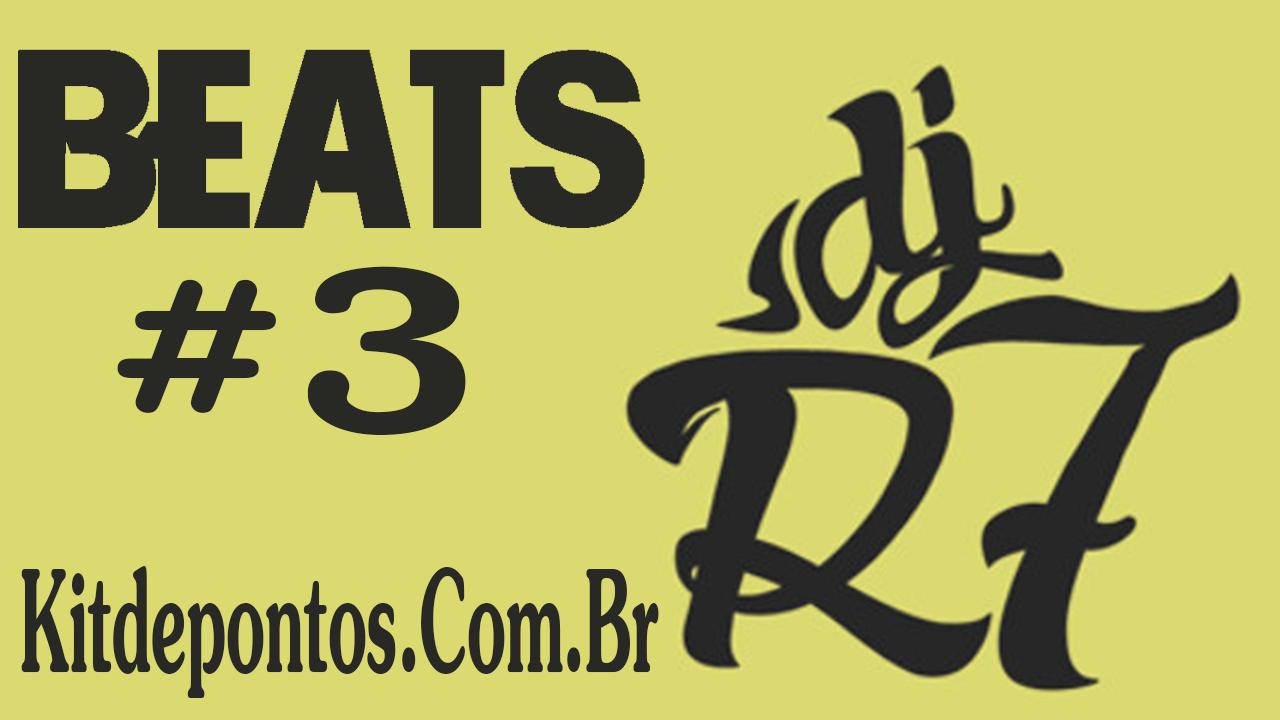 PACK DE BEATS DJ R7 –  [ PACK COM 5 BEATS ]
