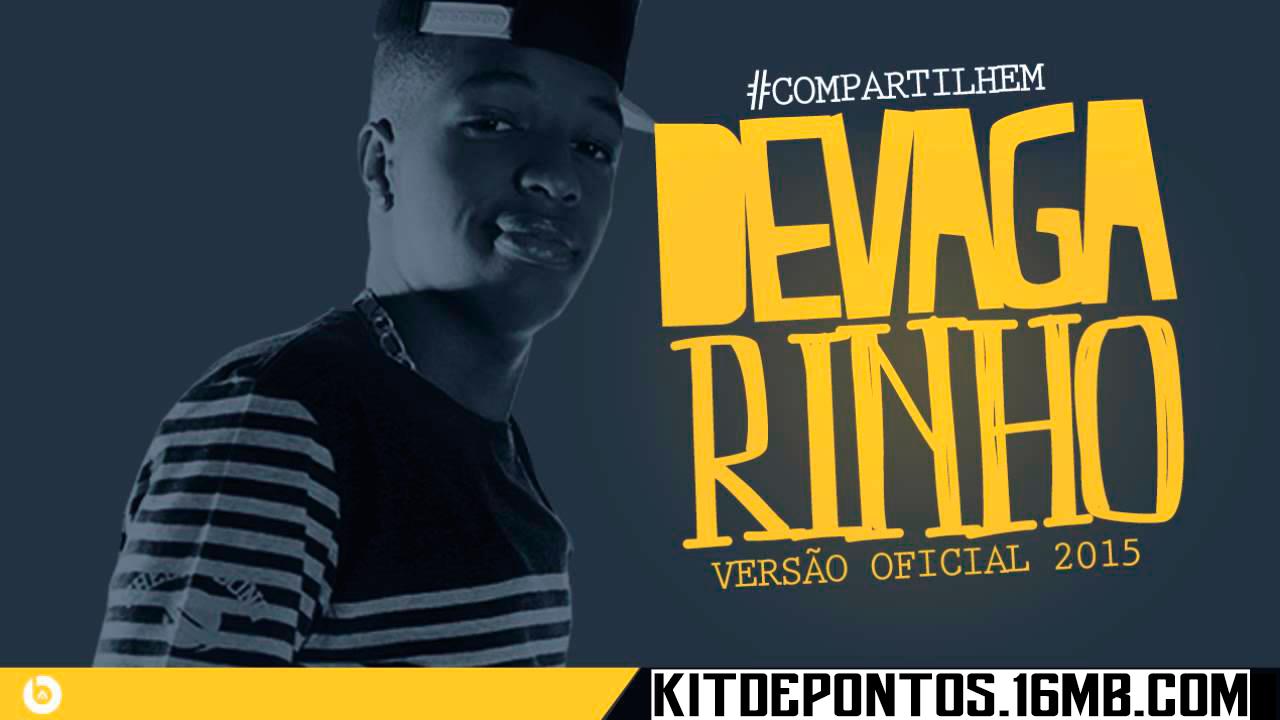BEAT [ DJ R7 ] DEVAGARINHO – MC DELANO