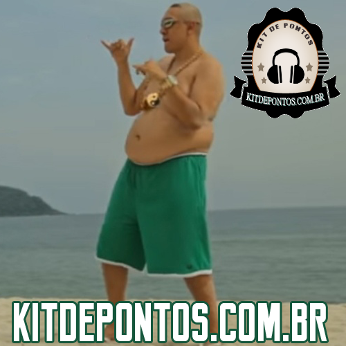 KIT - MC BIN LADEN - TA TRANQUILO TA FAVORAVEL - KITDEPONTOS.COM.BR