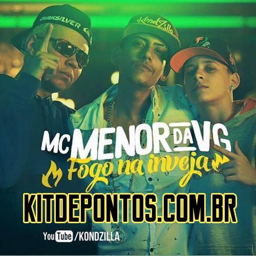 PONTO MC MENOR DA VG – FOGO NA INVEJA DJ MENOR PR