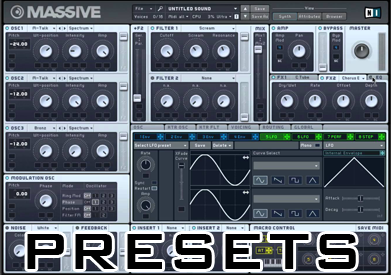 PRESETS-FUNK---MASSIVE-KONT fm8 native instruments, maschine native instruments, massive presets, native instruments komplete, native instruments maschine, native instruments massive, ni massive buy, traktor,