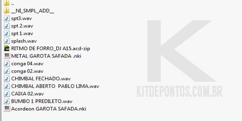 KIT FORRO_DJ A15