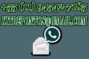CONTATOS KITDEPONTOS