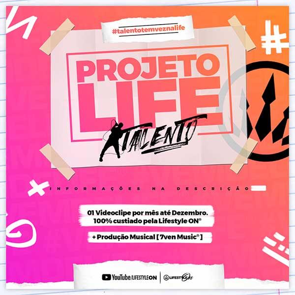 """""""PROJETO LIFE TALENTO"""""""