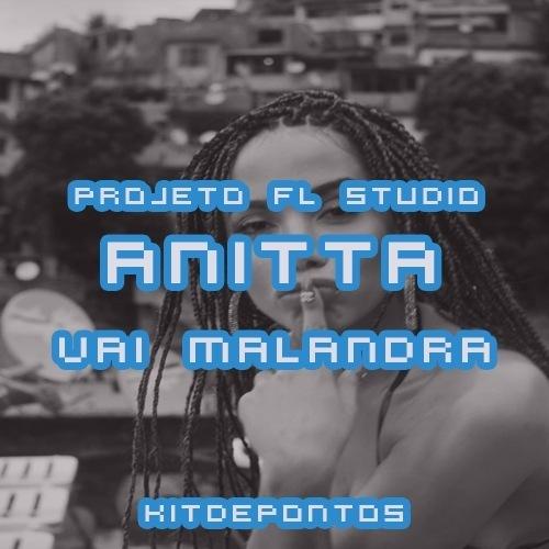 PROJETO FL STUDIO ANITTA – VAI MALANDRA