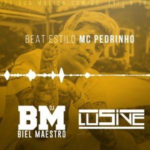 Beat Cavaquinho / Para Compor / Estilo MC Pedrinho / Prod: (DJ Biel Maestro ft. Lu5ive)