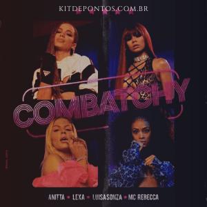 ACAPELLA Anitta, Lexa, Luisa Sonza feat MC Rebecca – Combatchy