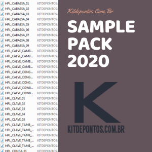 SAMPLE PACK  – O PACK PRA COMEÇAR 2020 COM OS BEAT'S BOLADO