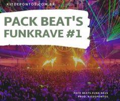 PACK BEAT'S FUNK RAVE 2020 PROD. KITDEPONTOS #1