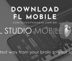 DOWN…. FL STUDIO MOBILE
