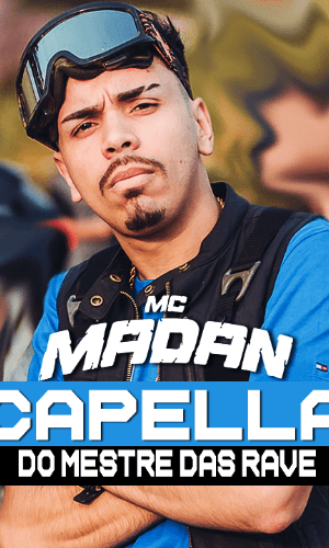 MEDLEY ACAPELLAS MC MADAN – SÓ AS NOVAS