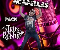 MEGA PACK 69 ACAPELLAS MC JAIR DA ROCHA 💣💣
