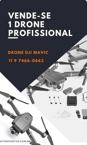VENDE-SE DRONE DJI MAVIC