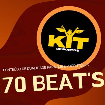 SUPER PACK 70 BEAT'S FUNK RAVE PROD. KITDEPONTOS 💣