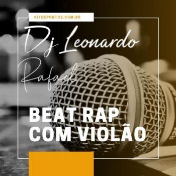 Base de Rap Romântico com Violão Lento 2020 (80BPM C Min) (DJ Leonardo Rafael)