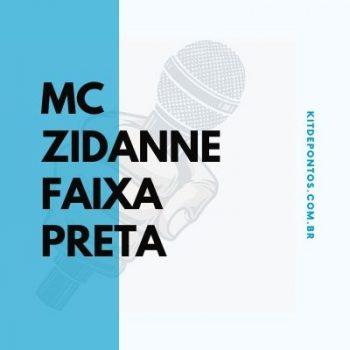 Acapella MC Zidanne – Faixa Preta