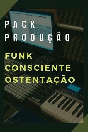 PACK PRODUÇÃO FUNK CONSCIENTE
