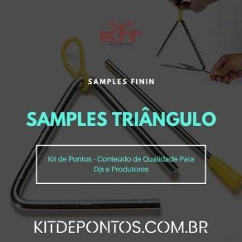 Pack Triângulo – Samples Finin
