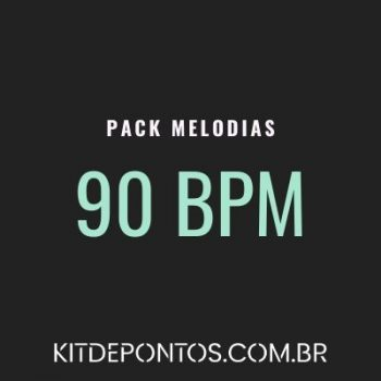 Pack Melodias 90 BPM