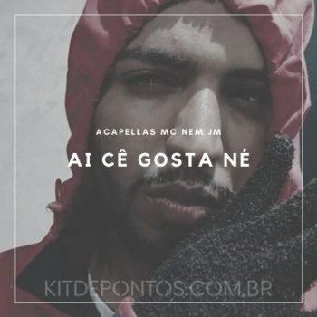 ACAPELLAS MC NEM JM