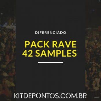 PACK RAVE [42 SAMPLES]