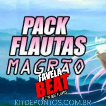 PACK SAMPLES FLAUTA PARA MAGRÃO – FAVELA BEAT