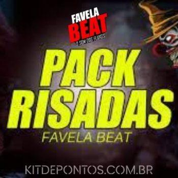 PACK RISADAS FAVELA BEAT – RISADAS PARA MANDELÃO ( Laugh )