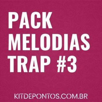 Pack 20 Melodias Trap #3