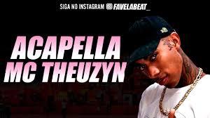 ACAPELLA MC THEUZYN – MANDELÃO 2020 – FAVELA BEAT