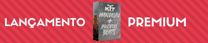 Pack Mandelão + Projetos Ableton Live