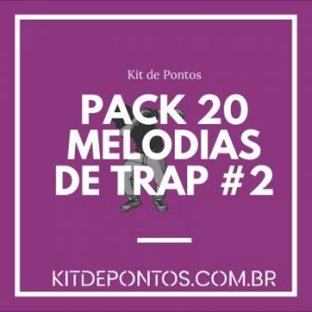 PACK 20 MELODIAS TRAP #2  🚀