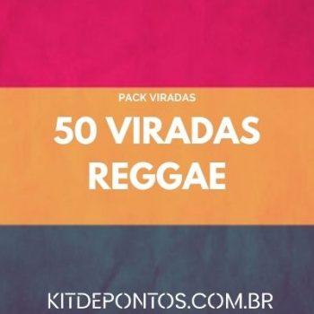 PACK 50 VIRADAS REGGAE
