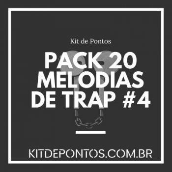 PACK MELODIAS TRAP #4