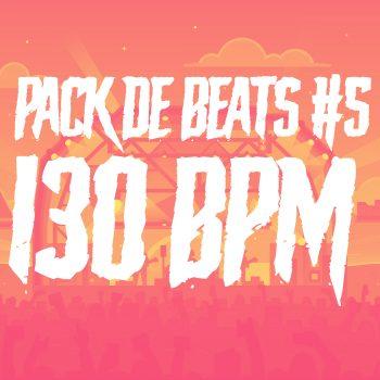 PACK DE BEATS DE FUNK #5 – 130 BPM (DJ LEONARDO RAFAEL)