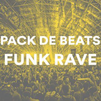 PACK COM 100 BEATS DE FUNK RAVE EM ALTA QUALIDADE 2020 (DJ LEONARDO RAFAEL)