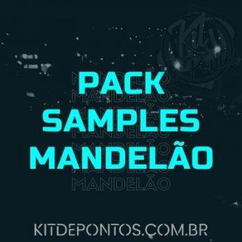 PACK PERCUSSÃO MANDELÃO