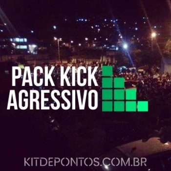 SUPER PACK KICK'S AGRESSIVO 162 SAMPLES 💣