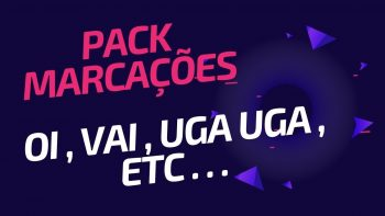 PACK MARCAÇÕES – CYCLOPE DA CAPITAL