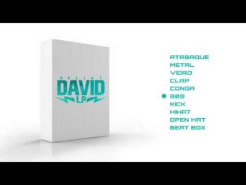 Drum Kit de Funk Consciente DJ David LP