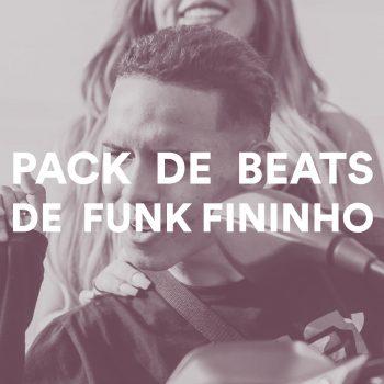 PACK DE BEATS DE FUNK FININHO ESTILO DJ WESLEY GONZAGA E MC RICK