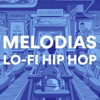 PACK DE MELODIAS PARA LO-FI HIP HOP VOL. 3