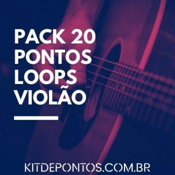 PACK PONTOS DE VIOLÃO
