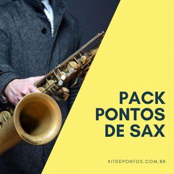 PACK PONTOS DE SAX