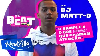 Dicas Pra Produzir Trapfunk com o DJ Matt-D(KondZilla)