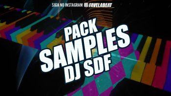 PACK SAMPLES FUNK MANDELÃO – DJ SDF