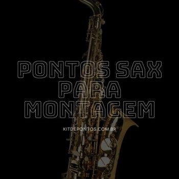 PACK PONTOS SAX PARA MONTAGEM