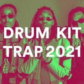 DRUM KIT DE TRAP 2021