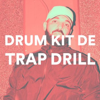 DRUM KIT DE TRAP DRILL